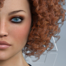 Charly for Genesis 3 Female image 3