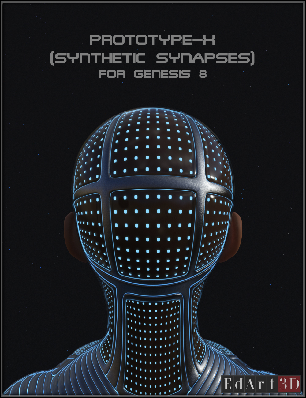 PROTOTYPE-X :-: Synthetic Synapses for G8F by EdArt3D