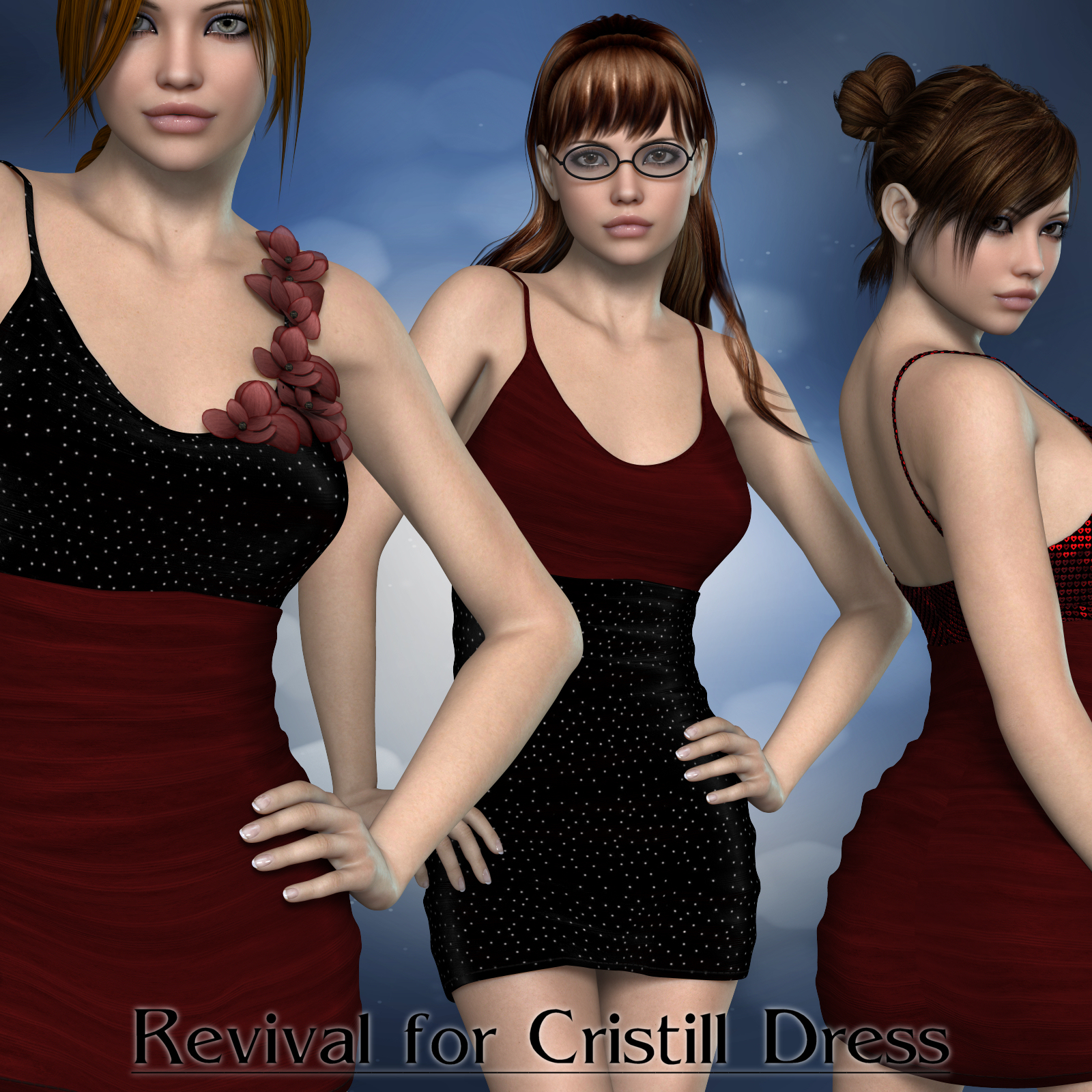 Revival for Cristill Dress