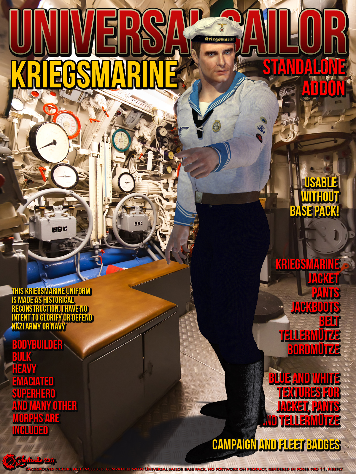 Kriegsmarine for Universal Sailor