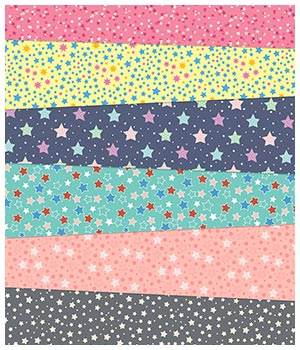 Star Fabric Prints 2D Graphics Merchant Resources Medeina