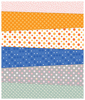 Polka Dot Fabric Prints 2D Graphics Merchant Resources Medeina