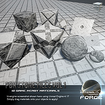 Material Forge: Stone Tiles Vol. 1  image 1
