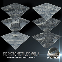 Material Forge: Stone Tiles Vol. 1  image 3