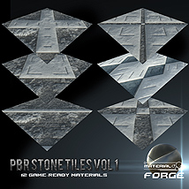 Material Forge: Stone Tiles Vol. 1  image 4
