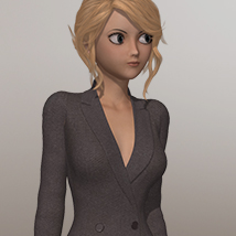 Overcoat I for V4A4G4S4Elite and Poser image 5