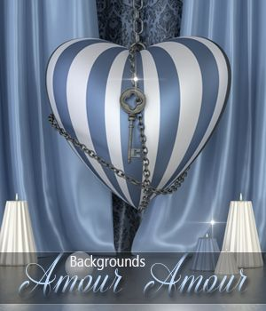 Amour Amour Backgrounds 2D Graphics Makena