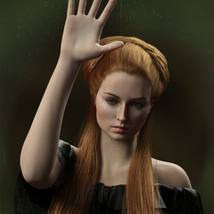 Sensea for Genesis 8 Female image 1