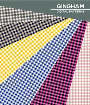 DP - Gingham 2D Graphics Merchant Resources Atenais