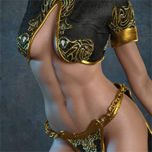Exnem Sorceress Outfit for G3 Female image 3