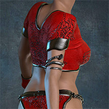 Exnem Sorceress Outfit for G3 Female image 7