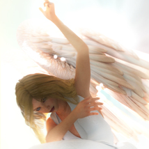 Aviary Wings for Genesis 8 Male and Female image 4