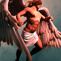 Aviary Wings for Genesis 8 Male and Female image 5