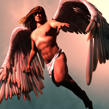 Aviary Wings for Genesis 8 Male and Female image 6