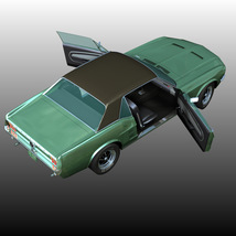 FORD MUSTANG GT 1967 for POSER image 3