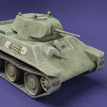 A-20 USSR Toon Tank - Extended License image 1