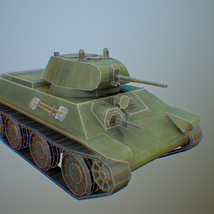 A-20 USSR Toon Tank - Extended License image 2