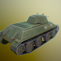 A-20 USSR Toon Tank - Extended License image 3