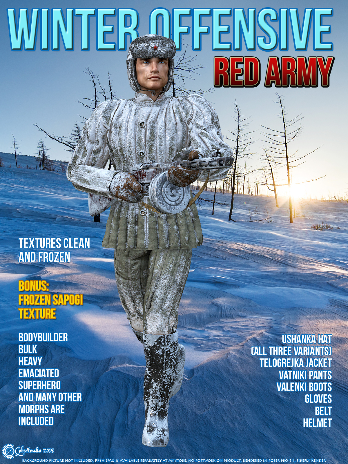 Red Army: Winter Offensive