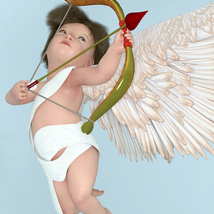 Cupid for Sixus1s Genesis 8 Baby image 7