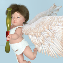 Cupid for Sixus1s Genesis 8 Baby image 8