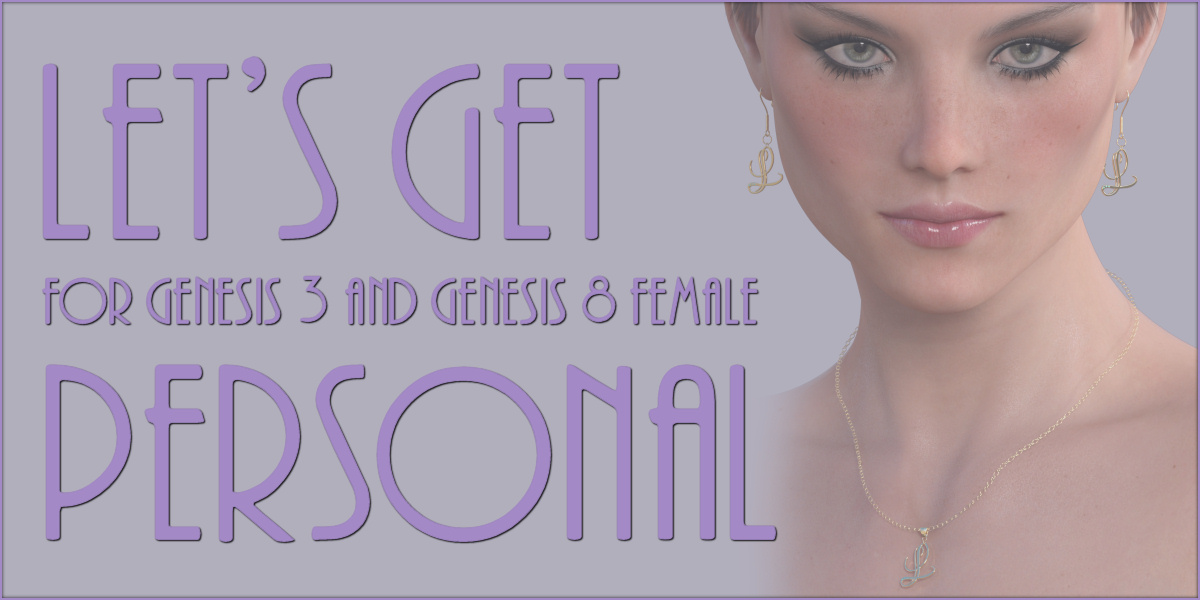 Lets Get Personal G3F G8F Daz by -Wolfie-
