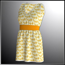 Josie Dress and 7 Styles for Project Evolution - Poser image 6