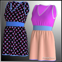 Josie Dress and 7 Styles for Project Evolution - Poser image 7