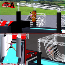 Ninja Obstacle Course image 1