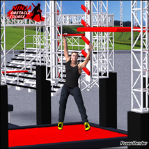 Ninja Obstacle Course image 4