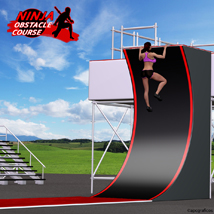 Ninja Obstacle Course image 5