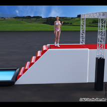 Ninja Obstacle Course image 8