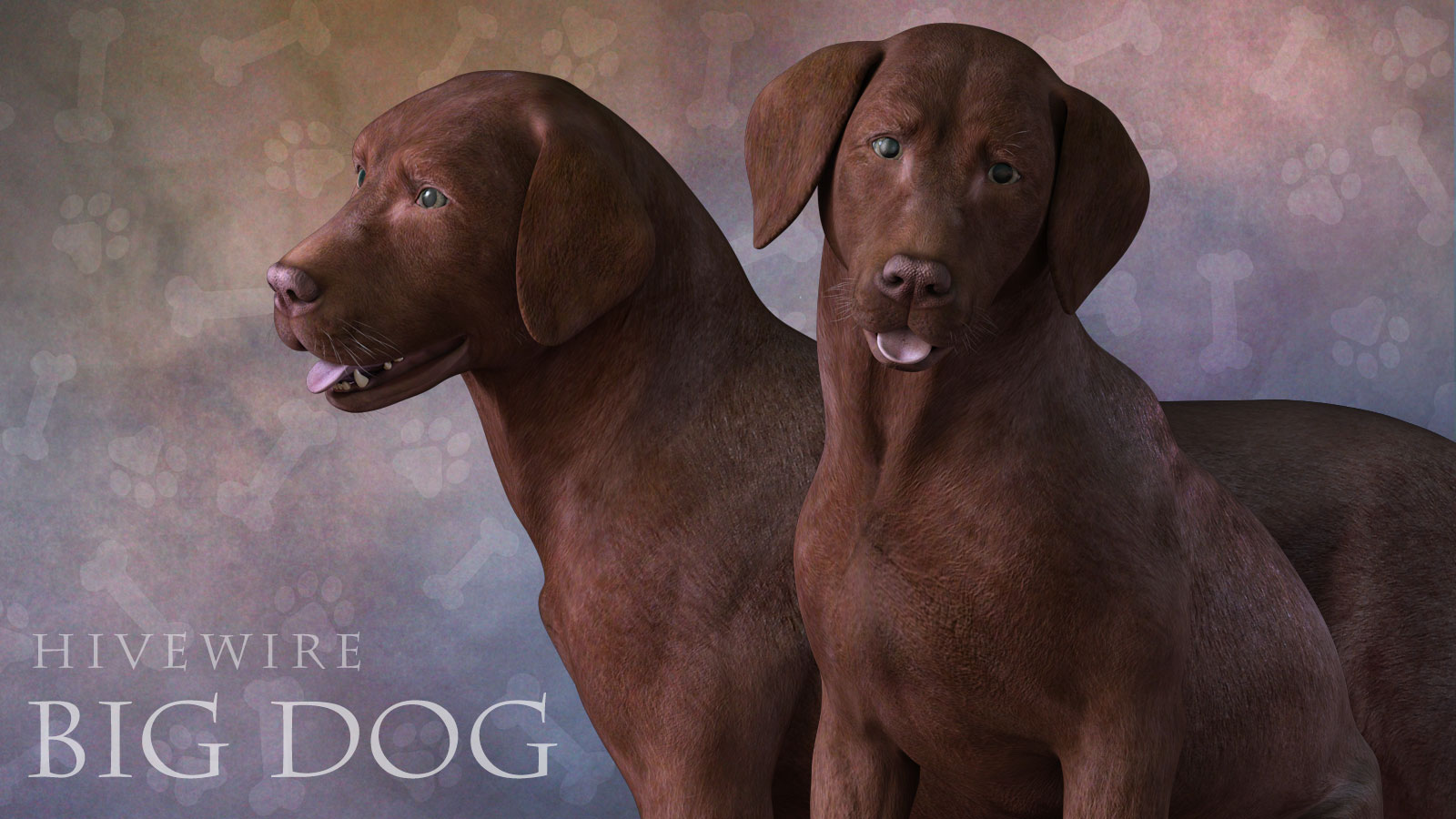 HiveWire Big Dog by HiveWire3D