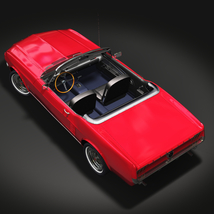 FORD MUSTANG CONVERTIBLE 1967 for Vue image 1