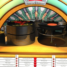 WURLITZER 1015 JUKEBOX OBJ & FBX (EXTENDED LICENSE) image 3