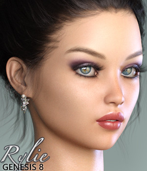 Rylie for Genesis 8 Female by Silver