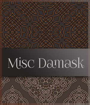 MR - Misc Damask 2D Graphics Merchant Resources antje