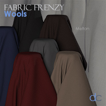 Fabric Frenzy: Wools PBR Textures and Poser Shaders image 5