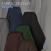 Fabric Frenzy: Wools PBR Textures and Poser Shaders image 8