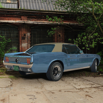 FORD MUSTANG 1967 GT - for VUE  image 2