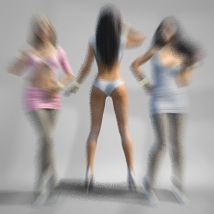 Standing - Poses for G8, G3 and V7 image 1