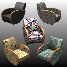 FAMOUS SEATS BUNDLE1 ( prop for POSER ) image 7