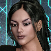 Exnem Claudia Character for G3 Female image 1