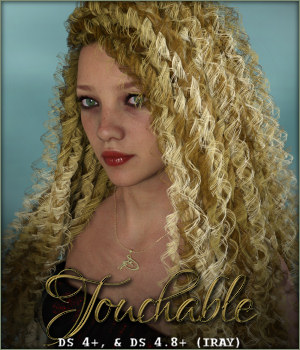 Touchable Pascale by -Wolfie-