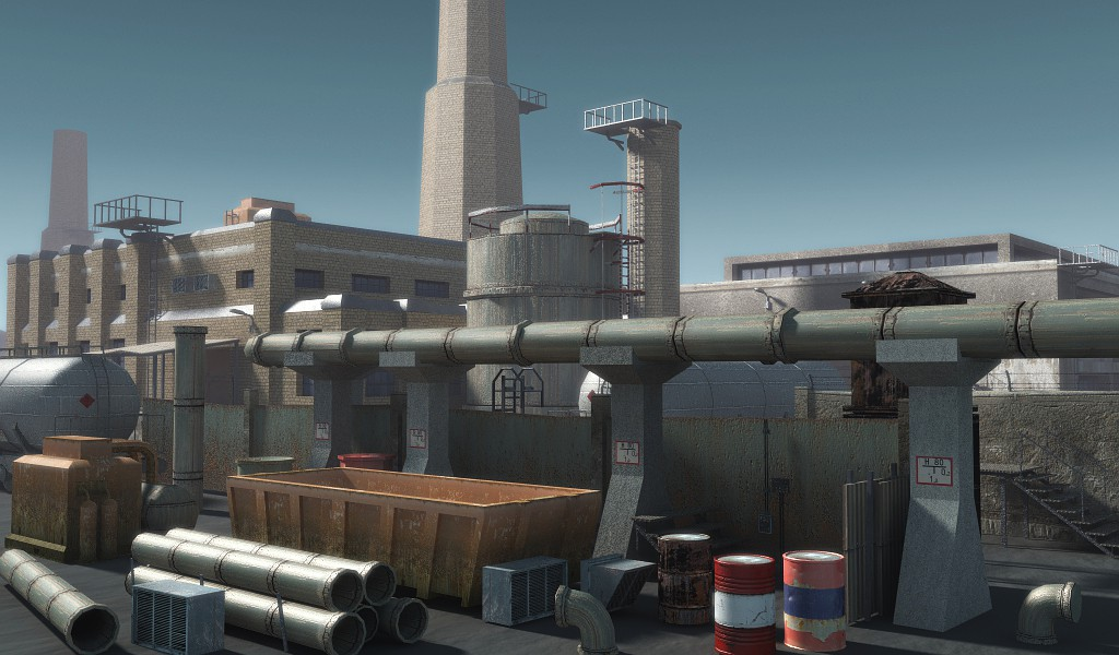 Industrial 2 - Extended License