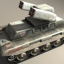 Iron Spears Tank - Extended License image 1
