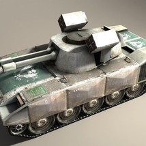 Iron Spears Tank - Extended License image 2