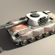 Iron Spears Tank - Extended License image 3