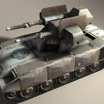 Iron Spears Tank - Extended License image 4