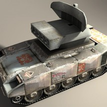 Iron Spears Tank - Extended License image 5